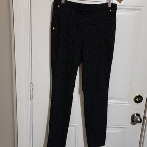 Ann Klein high waisted size 8 Jegging style pants